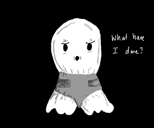 Ghost regrets Ghost diapers