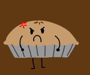 Angry pie