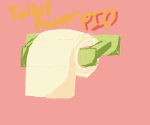 Toilet Paper PIO