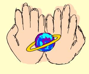 Small Saturn