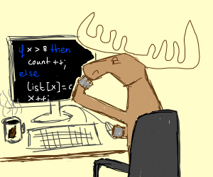 Moose Coding