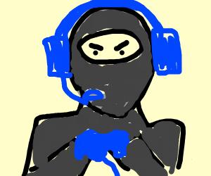 Gamer ninja