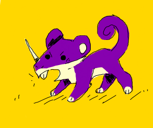 A wild RATTATA appears!