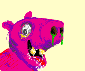 creepy peppa pig