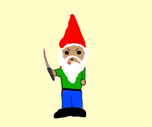Aggressive Gnome