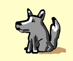 Wolf thing