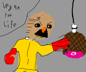 Mr. One Punch Man Potato Head