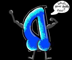 The drawception logo with big ass