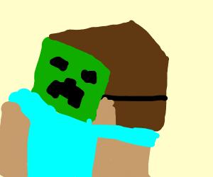 Fake creeper