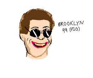 Brooklyn nine nine PIO