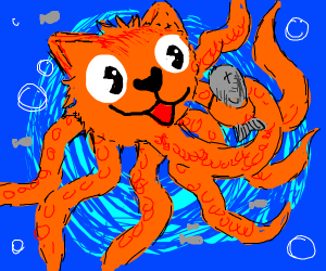 Happy Octocat