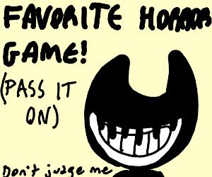 Favorite Horror Game (PIO)