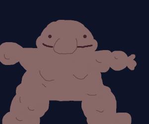 human blobfish