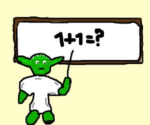 Yoda Professor