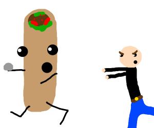 burrito stole stevens rock