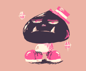 Fancy Goomba