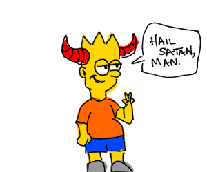 demonic bart