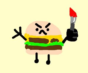 hamburger's revenge