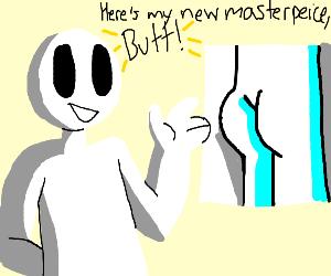 Butt art (botom)
