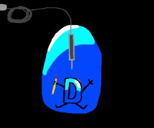 Mouse D