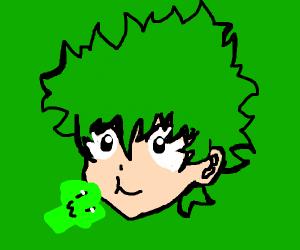 Kawaii Broccoli