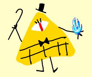 BILL (gravity falls)
