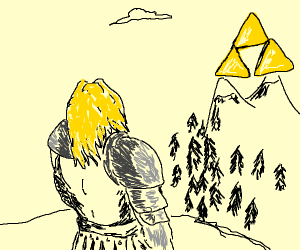 knight on a mission for golden triangles