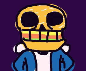 Sansburger helper