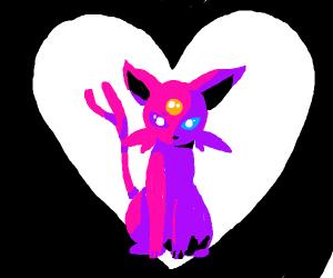 Espeon is Love