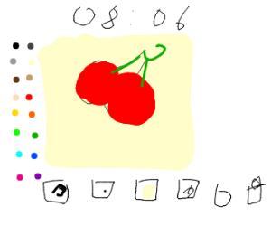 Drawception Drawing Screen