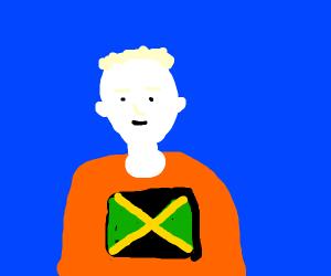 Albino Jamaican