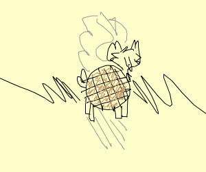 Pet Waffles