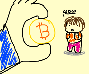 Catching Bitcoin
