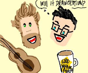 Rhett and Link (Good Mythical Morning)
