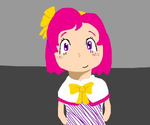 Anime gal named Margo