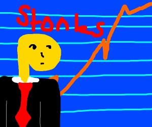 Watching the Stonk Market