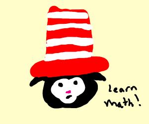 Cat in the hat teaches calc