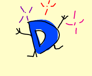 Enthusiastic Drawception D
