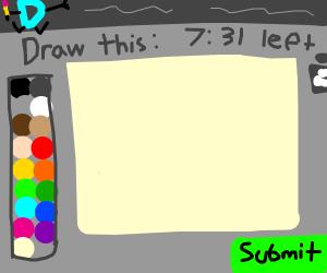 drawception panel 7:31 left