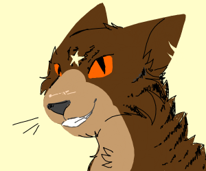 TigerStar (Warrior Cats?)