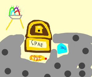 spae treasure