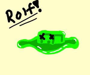 Rolf is dead