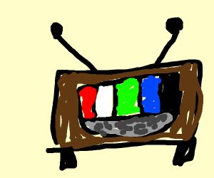 TV: No signal!