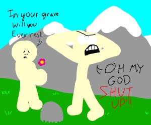 bad mountain puns