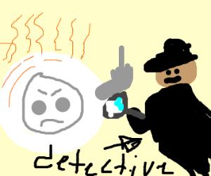 Hot Dish hates Detective