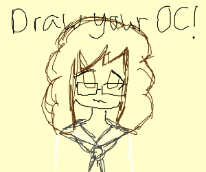 Draw your own OC!