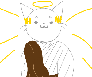 Your Lord and savoir, Kitty Christ