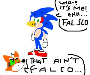 That ain't Falco!
