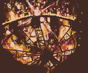 Hells Ferris Wheel