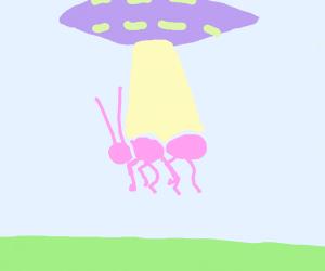 Invader Zim - Drawception